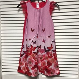 Children's Place butterfly nightgown
